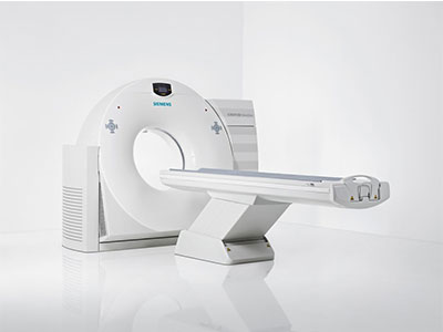 Advanced 3D CT Scan
